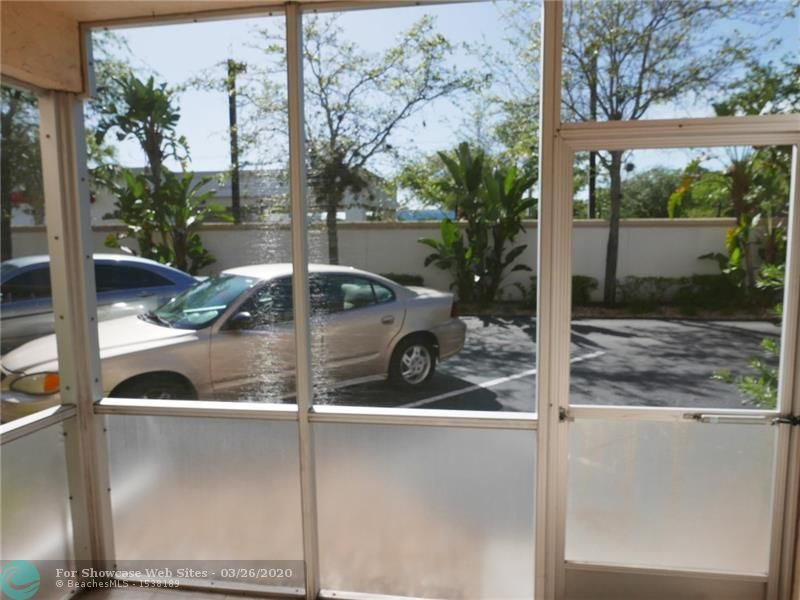 Apartment for rent in Pompano Beach!