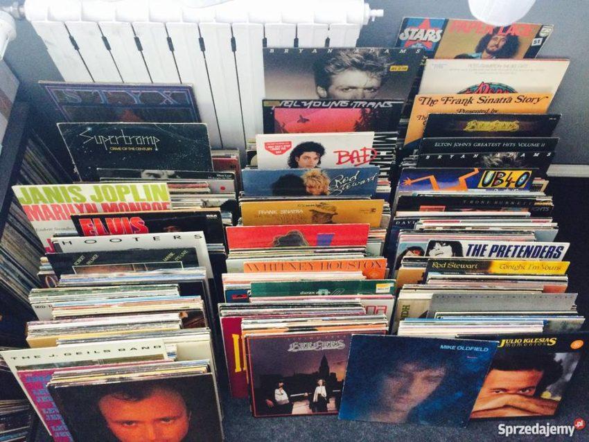 kupie płyty winylowe / will buy records